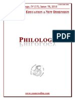 Seanewdim Philology IV17 Issue 78