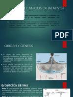 Depositos Volcanicos Exhalativos Sedimentarios