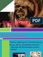 Esquizofrenia-DIAPOSITIVAS