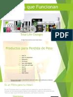 TLC Catalogue Working Version 1