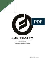Sub Phatty Manual Es 1.1 (1)