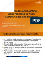 Energy Codes and Lighting What You Need to Know
