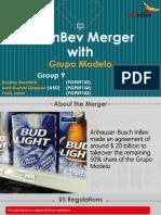 AB InBev Merger With Grup Modelo