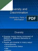 Discrimination Ppt