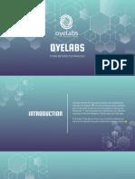 Company Portfolio _ OyeLabs
