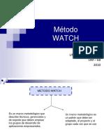 Metodo Watch