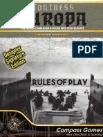 Fortress Europa rulesbook FINAL