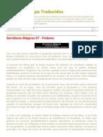 Textos de Magia Traducidos_ Servidores Mágicos 07 - Poderes