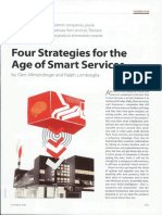 3 Four Strategies for Age of Smart Services.