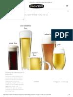 El Color de La Malta y La Cerveza