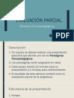 Modelos Psicopedagógicos Evaluación Parcial[1]