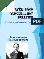 Paco Yunque Debate
