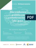 servidores publicos  constructo de paz