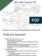 Lect6 Multi Cycle Datapath