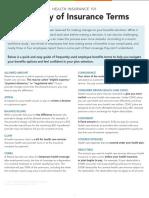 insurance-glossary