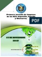 Proyecto Limpieza de Rios. 01