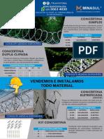 Folheto de Concertinas