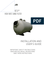 Instalation and user guide