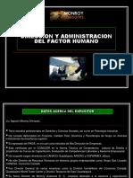 [PD] Presentaciones - Direccion y Administracion Del Factor Humano