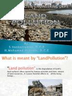 Land Pollution at 2007 Format