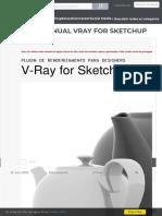 V ray for sketchup