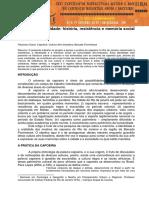 Artigo-Oberimbaunacidadehistoria,Resistenciaememoriasocialdacapoeira(COPENE)