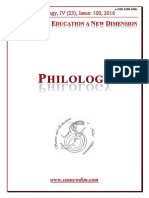 Seanewdim Philology IV 23 Issue 100
