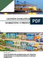 Gestión de Marketing y Presupuesto