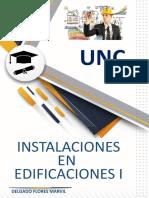 Instalaciones en Edificaciones i