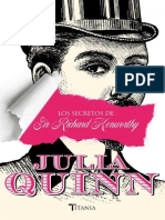 Quinn Julia - Los Secretos de Sir Richard Kenworthy