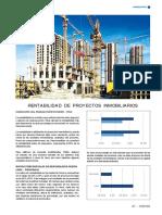 Tinsa Rentabilidad de Proyectos Inmobiliarios