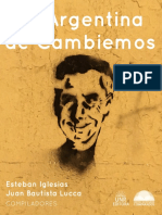 La Argentina de  Cambiemos.pdf