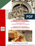 Historia Del Congreso 1 La Independencia