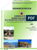 Memoria Descriptiva Provincia Hcv