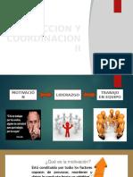 Direccion y Coordinacion II (Gestión Empresarial)