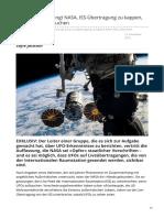 Kopp-report.de-uS-Regierung Zwingt NASA ISS-Übertragung Zu Kappen Wenn UFOs Auftauchen