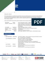Carta de Presentación RD MARINOS 2019