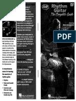Bruce Buckingham - Rhythm Guitar the Complete Guide