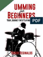 drumming beginners