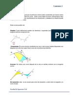 METODOS DEFLEXION Y COORDENADAS