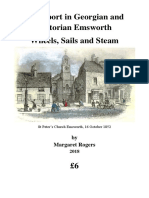 93Transport in Georgian and Victorian Emsworth
