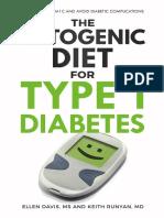 Ellen Davis, Keith Runyan-The Ketogenic Diet for Type 1 Diabetes-Gutsy Badger Publ. (2017)