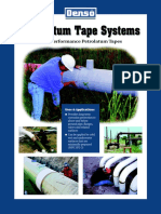 Den So Petrolatum Tapes Brochure