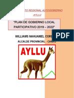 Plan Ayllu