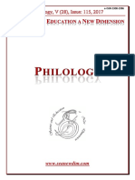 Seanewdim Philology V 28 Issue 115