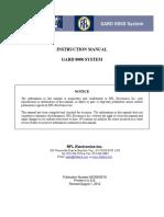 Gard800 Manual