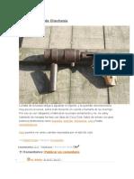 Armas Caseras de Chechenia
