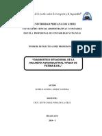 Informe de Practicas Finalizado