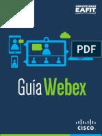 Guia Webex Eafit