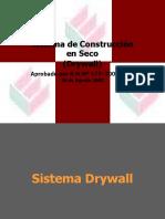 Sistema de Construccion en Seco 2018